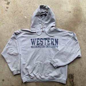 Vintage Western Washington University Sweatshirt